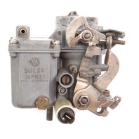 Solex Carburetor Carb 34 PICT-3 71-79 VW Beetle Bug Aircooled Dual Port 1600