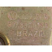 RH Front Door Latch 87-93 VW Fox - Genuine - 307 837 016 1