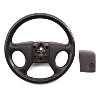 Leather GTI Sport Steering Wheel 85-92 VW Jetta Golf MK1 MK2 - 191 419 091 R