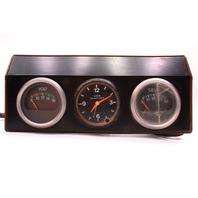 Center Console Gauges & Trim 75-84 VW Rabbit GTI MK1 ~ CELS - VOLT ~ 175 863 283