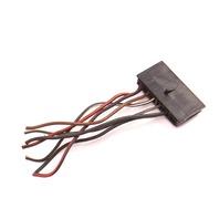 LH Tail Light Lamp Plug Wiring Pigtail Harness 85-92 VW Jetta MK2 - 161 945 247