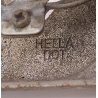 LH Headlight Bracket Housing 80-84 VW Jetta Mk1 Head Light Lamp Genuine Hella