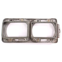 LH Headlight Bracket Housing 80-84 VW Jetta Mk1 Head Light Lamp Genuine Hella