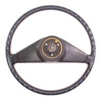 Original Steering Wheel 81-84 VW Rabbit Jetta Pickup MK1 Blue - 171 419 091