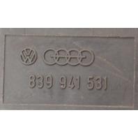 Head Light Dash Switch Button 1975 VW Dasher - Genuine - 839 941 531