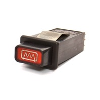 Rear Defrost Defog Window Heater Dash Switch Button 1975 VW Dasher 823 941 503 A