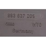 NOS LH Exterior Door Handle Audi V8 80 90 100 200 Coupe Genuine - 893 837 205 E