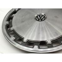 "Genuine VW Metal 13"" Hub Cap Wheel Set VW Jetta Golf Rabbit Pickup Mk1 MK2"