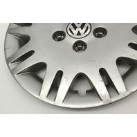 Genuine VW Hub Cap Wheel Cover 05-10 VW Rabbit Jetta MK5 - 1KM 601 147