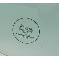 Rear Back Glass Window Windshield 86-92 VW Jetta Mk2 - Genuine