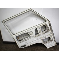 LH Front Driver Door Shell Assembly 80-91 VW Vanagon T3 White