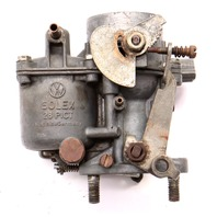 Solex Carburetor 28PICT 61-63 VW Beetle Bug 1200cc 40HP~ Genuine 113 129 023 D