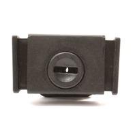 Glovebox Glove Box Latch Lock Handle 87-93 VW Fox - Genuine - 307 857 131 1