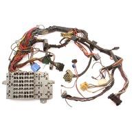 Dash Interior Wiring Harness & Fuse Box 81-84 VW Rabbit MK1 Diesel 175 941 813