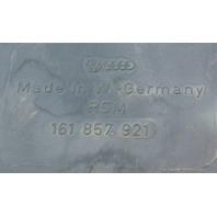 LH Lower Dash Panel Cubby Interior 1982 VW Jetta MK1 Blue - 161 857 921