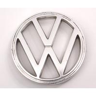 Front Emblem 64-79 VW Beetle Bug Aircooled 62-69 Type 3 Genuine - 113 853 601 B
