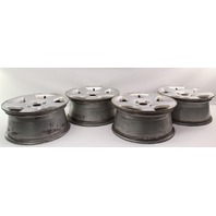 "Set Of 4 Stock Alloy Wheels Rims 16"" 5x112 VW Audi A4 B5 Passat A6 8D0 601 025 C"