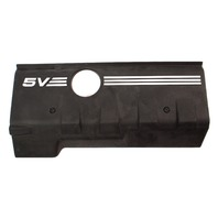 LH Plastic Engine Valve Cover Trim 00-03 Audi A8 S8 D2 - Genuine - 077 103 723 D