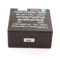 Relay 618. Audi A8 S8 Multifunktion Multifunction Steering Relay 4B0 907 487 H