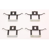 Sunroof Interior Slider Shade Panel Clips 00-03 Audi A8 S8 D2 - Genuine