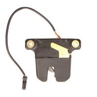 Inner Trunk Lid Latch Lock 97-03 Audi A8 S8 D2 - Genuine - 4D0 827 505 B
