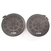 Bose Rear Deck Shelf Speakers 00-03 Audi A8 S8 D2 - Black - Genuine