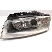 LH HID Xenon Head Light Headlight 04-05 Audi A8 D3 - Genuine Hella