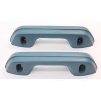 Blue Door Panel Armrests Arm Rest Door Pulls Set 75-84 VW Rabbit Pickup MK1
