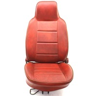 RH Front Passenger Seat 75-84 VW Rabbit Pickup Truck Jetta MK1 Red Vinyl