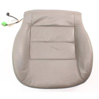 Front Seat Cushion & Cover VW Jetta GTI MK4 Passat B5 ~ Heated Grey Leather