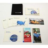 1998 Volkswagen VW Golf GTI MK3 Owners Manual Book - Genuine
