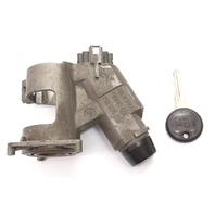 Ignition Housing Collar & Key 93-99 VW Jetta MK3 MT Genuine - 357 905 851