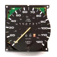 Gauge Cluster 120MPH Speedometer 85-89 VW Jetta Golf GTI MK2 CE1 - 111 002 949 A