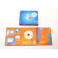 Vintage Old School Microsoft Windows XP Professional Box CD Manuals Version 2002