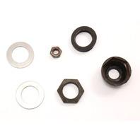 Mono Wiper  Hardware Nuts Caps 75-81 VW Scirocco Mk1 - Genuine - 171 955 275