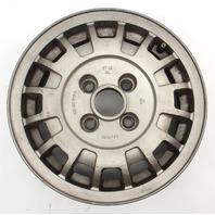 """13""""x5"""" Alloy Wheel Rim 4x100 75-84 VW Rabbit Jetta Scirocco MK1 531 601 025 A"""