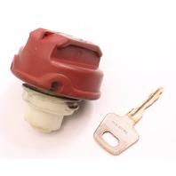 Locking Gas Fuel Cap 87-93 VW Fox - Genuine - 307.201.551.1