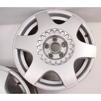 """Set Stock 16"""" Alloy Wheels Rims 98-05 VW Beetle 5x100 Jetta Mk4 - 1C0 601 025 A"""