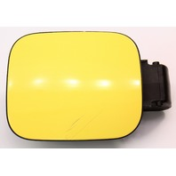Gas Fuel Door Filler Flap 98-05 VW Beetle LD1B Yellow ~ Genuine ~ 1C0 809 857 E