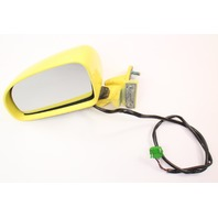 LH Side View Door Mirror & Upper Hinge 98-00 VW Beetle LD1B Yellow - Genuine