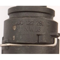 Heater Core Coolant Flanges 99-05 VW Beetle Jetta Golf MK4 - 1J0 122 291 D