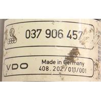 ICV ISV Idle Control Valve 88-92 VW Jetta Golf GTI MK2 Corrado - 037 906 457