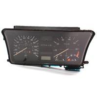 Gauge Instrument Cluster 85-89 VW Cabriolet MK1 Speedometer Tach Tachometer