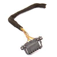 Gas Pedal Pigtail Plug Wiring Connector 99-05 VW Jetta Golf MK4 Passat B5