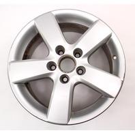 """16"""" 5x112 Alloy Wheel Rim 05-14 VW Jetta Rabbit Golf MK5 MK6 ~ 1T0 601 025 M ~"""