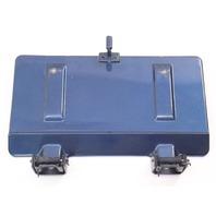 Rear License Plate Oil Filler Door 80-91 VW Vanagon T3 Westfalia LP5Z Orly Blue
