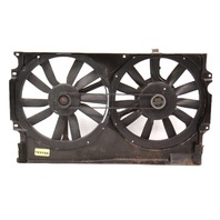 Electric Engine Radiator Cooling Fans VW Jetta Golf GTI Cabrio MK3 1H0 959 455 K