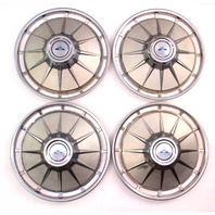 1961 Chevrolet Corvair Hubcap Hub Cap Set - Genuine