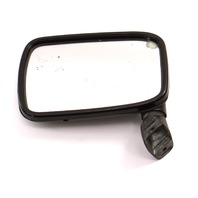 LH Exterior Side View Door Flag Mirror 75-84 VW Rabbit GTI Jetta MK1 - Genuine