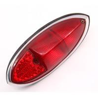 Tail Light Lamp 60-69 VW Karmann Ghia - Genuine Hella - 141 945 175 B